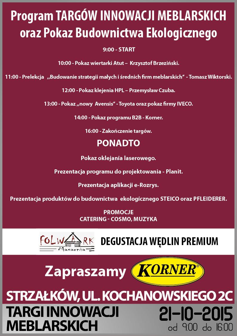 Ulotka A4 Program-01