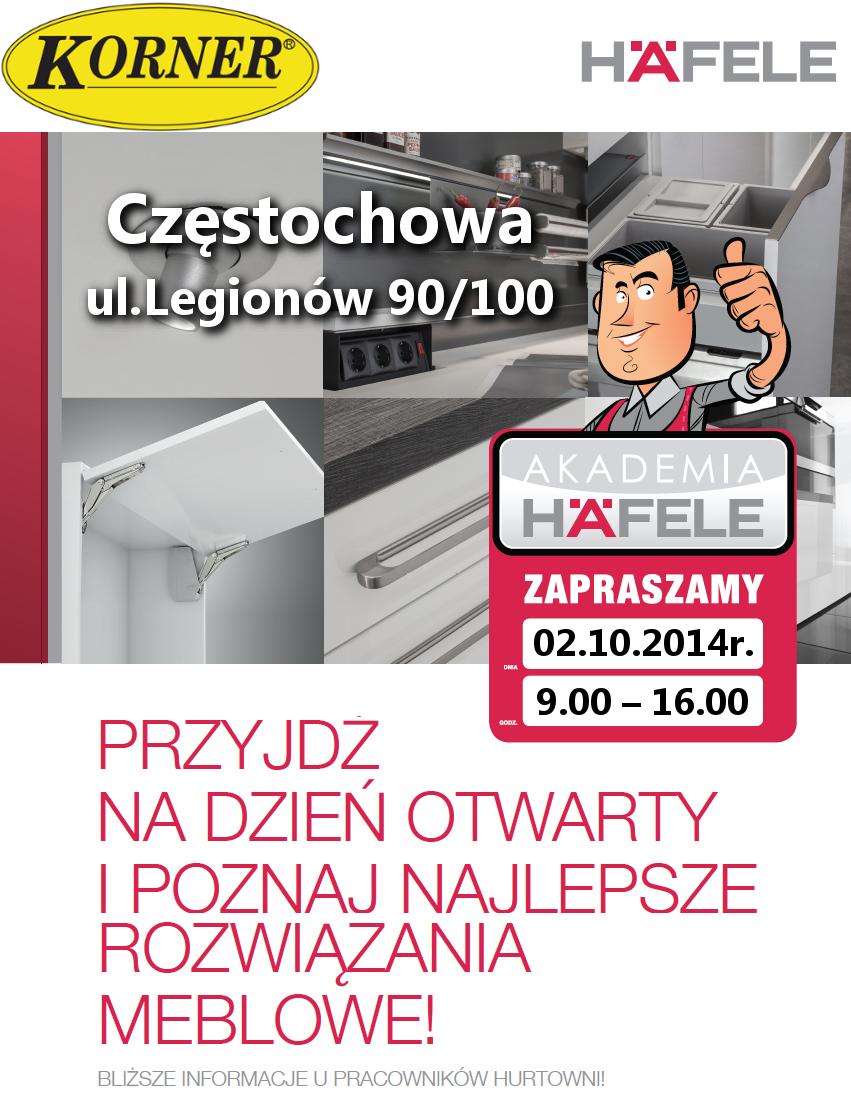 hafele-częstochowa 02.10.2014r